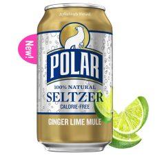 NEW! Polar Seltzer Ginger Lime Mule